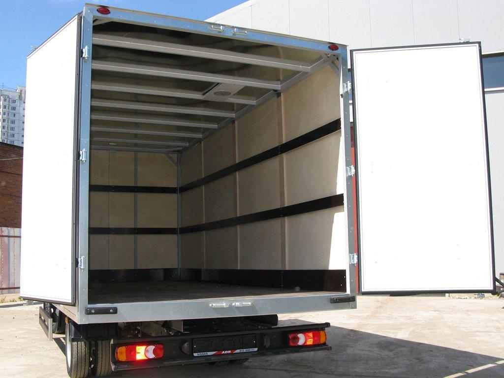 Фургоны грузовые своими руками